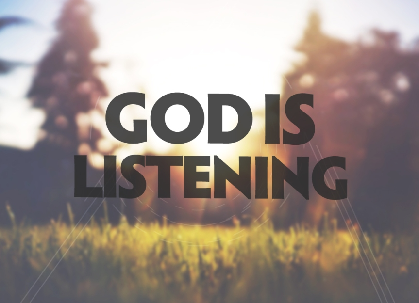 From Our Lips To God's Ears